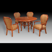 Casual Dining Set Table - 1777 Side Chair - 8350 Arm Chair - 8351
